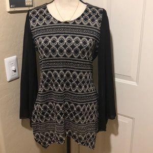 🔥SALE🔥 Excellent Brittany Black LS Shirt